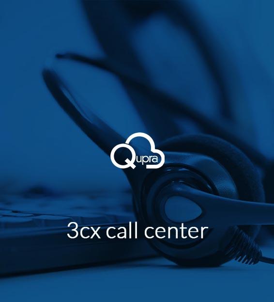 3cx call center