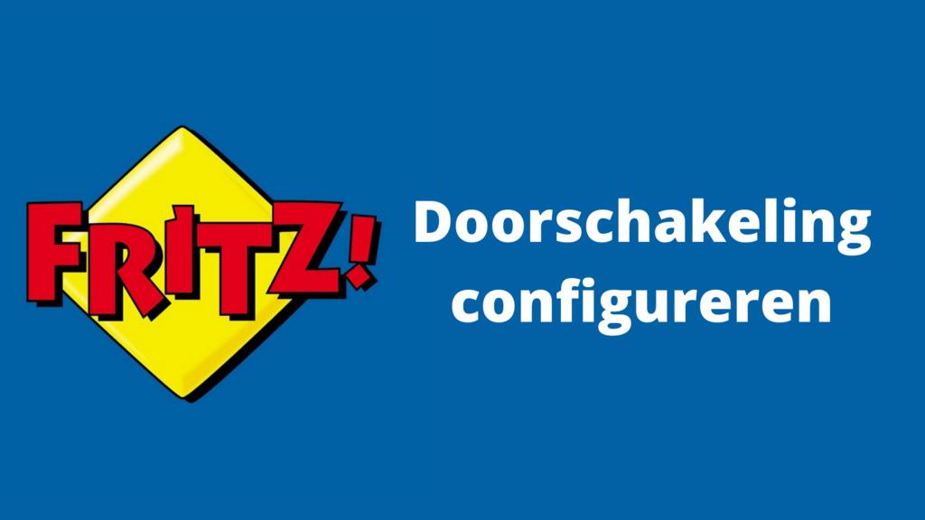 doorschakeling