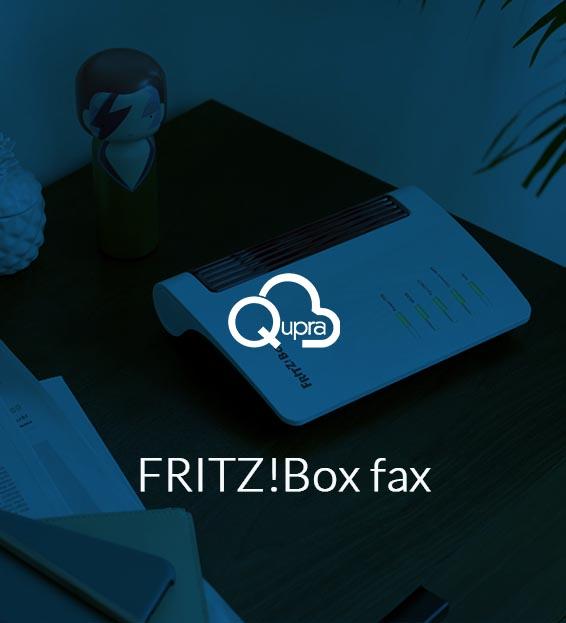 fritzbox fax