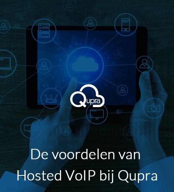hosted voip van qupra
